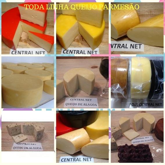 Queijo Parmesão Alagoa Golden