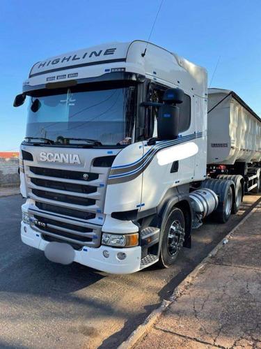 Imagem 1 de 8 de Scania R510