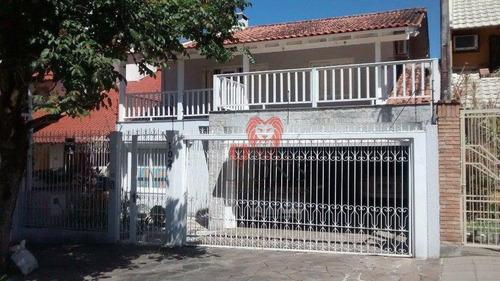 Imagem 1 de 15 de Sobrado Residencial À Venda, Dom Feliciano, Gravataí - . - So0277