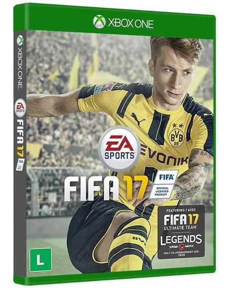 Fifa 17 - Xbox One - Mídia Física, Original E Lacrada