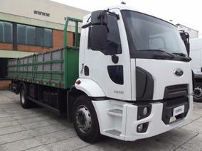 Ford Cargo 1519 Toco 4x2 Carroceria 7 Mts / Financia 100%