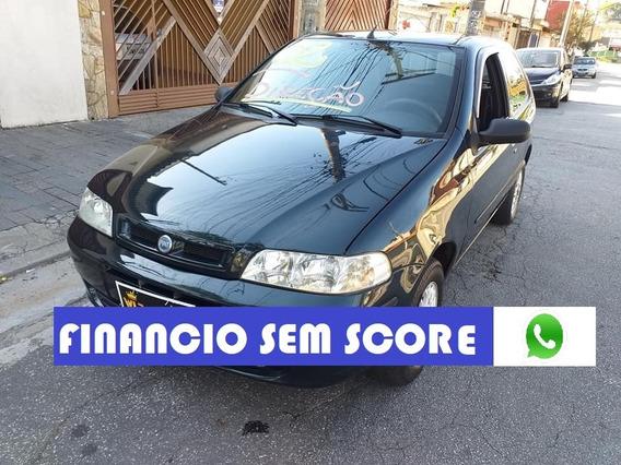 Fiat Palio 2002 Financiamento Com Score Baixo Ficha No Zap