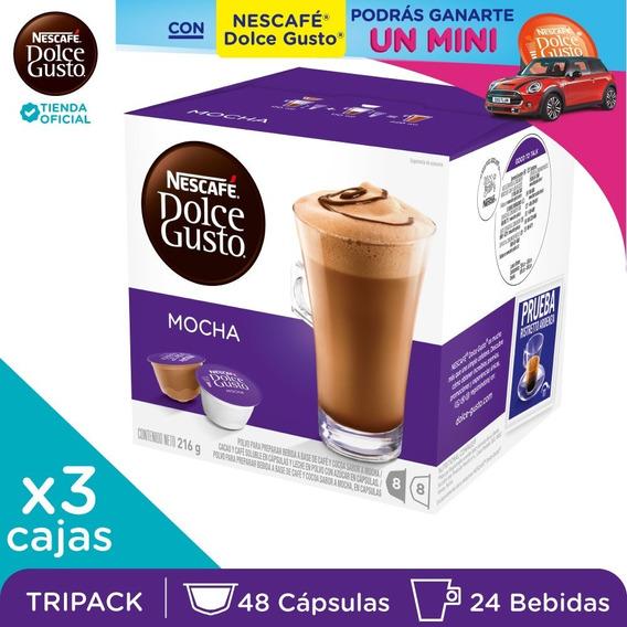 Nescafé® Dolce Gusto® Mocha X 3 Cajas