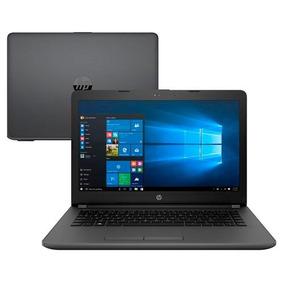 Notebook Hp 246 G6 Intel I5 2,5ghz/4gb/500gb/w10/14
