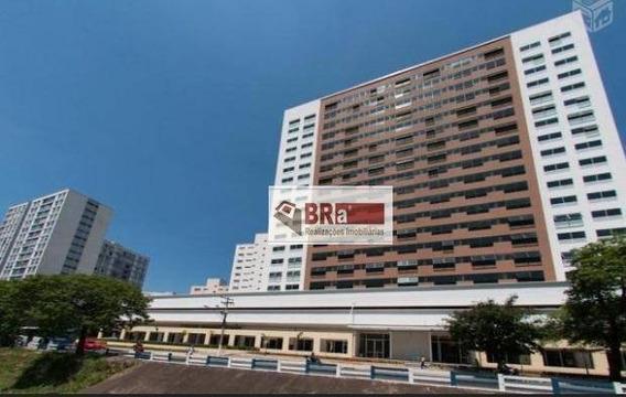 Sala Comercial Guanabara 39,5 M2 , Andar Alto, Ótima Localização. - Sa0105