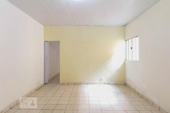 Casa Para Aluguel - Tatuapé, 1 Quarto, 45 - 893026178