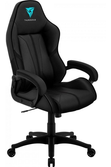 Cadeira Gamer Profissional Air Bc-1 En61881 Preta Thunderx3