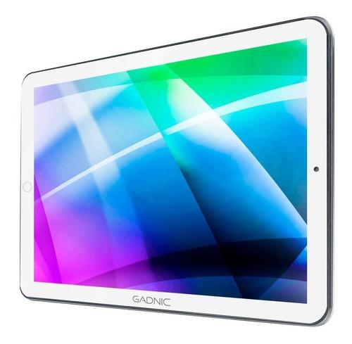 """Imagen 1 de 1 de Tablet  Gadnic Fenix Phone TAB0024D 10.1"""" con red móvil 32GB blanca con 2GB de memoria RAM"""