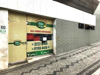 Loja Para Comércio Alimentício Com 56,46 M² Na Avenida Bias Fortes!!! - 5557