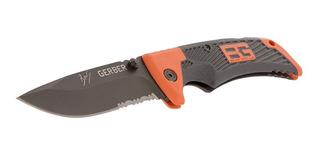 Cortapluma Gerber Bear Grylls Scout Knife Hoja Aserrada 386