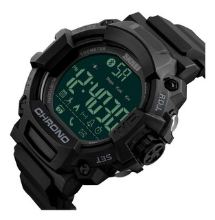 Reloj Deportivo Skmei 1249 Bluetooth Podometro Wr