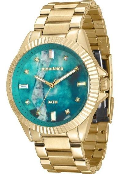 Relógio Mondaine Feminino 76642lpmvde3 Com Nota Fiscal
