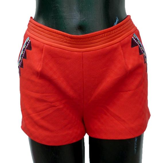 25fec0123639 Short Negro Mujer De Vestir - Bermudas y Shorts Rojo en Mercado ...