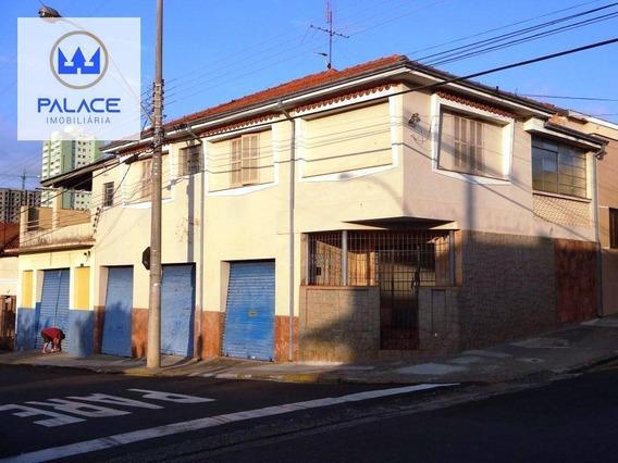 Casa Com 3 Dormitórios À Venda, 324 M² Por R$ 450.000 - Alto - Piracicaba/sp - Ca0130