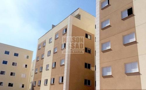 Imagem 1 de 29 de Apartamento Em Condomínio Triplex Para Venda No Bairro Vila Nova Curuçá, 3 Dorm, 1 Suíte, 1 Vagas, 63 M - 1916