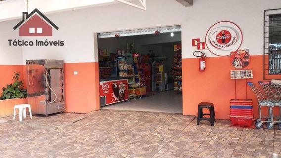 Ponto Comercial À Venda, Tindiquera, Araucária. - Pt0001