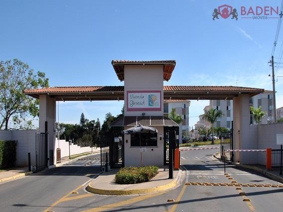 Apartamento Residencial Em Hortolandia - Sp, Vila Inema - Ap01285