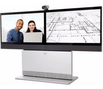 Vídeo Conferência Cisco Tandberg 55 Dual Modelo Ttc60-14 Nf