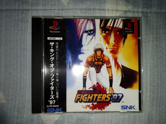Playstation 1 - The King Of Fighters 97