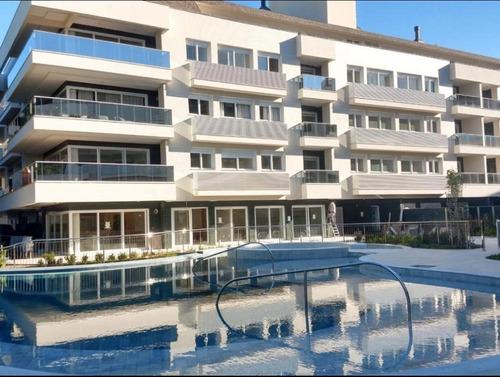 Imagem 1 de 30 de Cobertura Duplex Novo Em Jurerê Internacional - Co0547