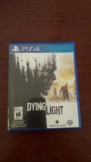 Juego Dying Light Usado Pero En Perfecto Estado Para Ps4