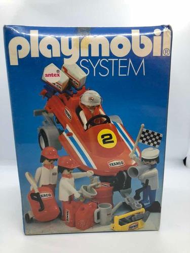 Playmobil Vintage Antex Lancha Y Trailer Sellado #3550