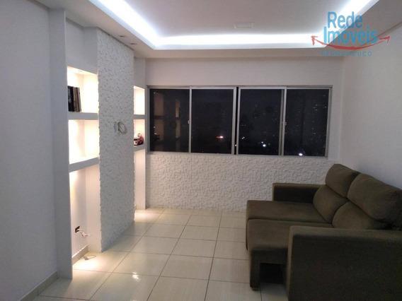 Apartamento Com 1 Dormitório Para Alugar, 45 M² Por R$ 1.600/mês - Boa Viagem - Recife/pe - Ap10212
