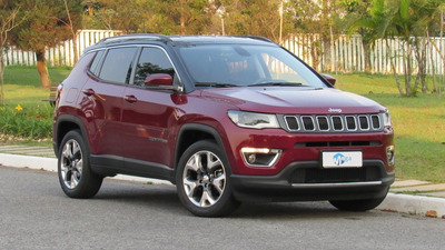 Jeep Compass Limited 2018 2.0 Flex
