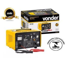 Carregador De Baterias P/veículos Portatil 12v Vonder Oferta