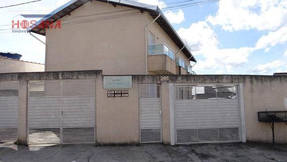 Sobrado Com 2 Dormitórios Para Alugar, 60 M² Por R$ 1.100,00/mês - Jardim Dos Pinheiros - Caieiras/sp - So0131