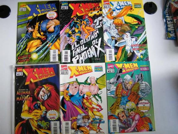 Comic X Men Adventures Authority Nacional