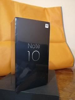 Xiaomi Mi Note 10 Color Blanco 6/128 Gb. Nuevo Caja Sellada