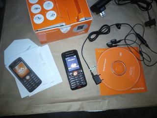 Celular Sony Ericson W200a Na Caixa Desbloqueado