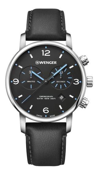 Relógio Suíço Wenger Urban Metropolitan Chrono 01.1743.120