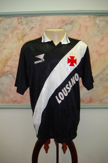 Camisa Futebol Vasco Rio Janeiro Penalty Jogo Antiga 1031