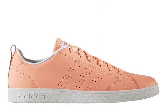 Tenis adidas Advantage Clean Qt - Rosa - Original F34708