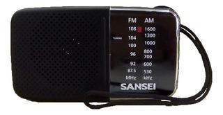 Radio Sansei Rx7 Am-fm Digital