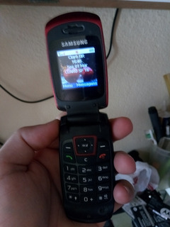Celular Samsung Sgh C275l 12/18