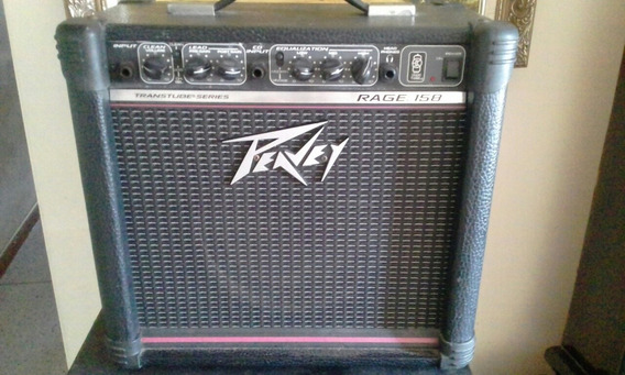 Amplificador De Guitarra Peavey Modelo Rage 158 Oferta Unica