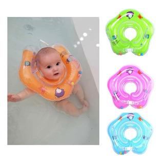 Flotador Para Bebé De Cuello 4 Colores Disponibles