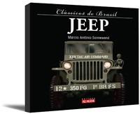 Livro - Clássicos Do Brasil Série Jeep
