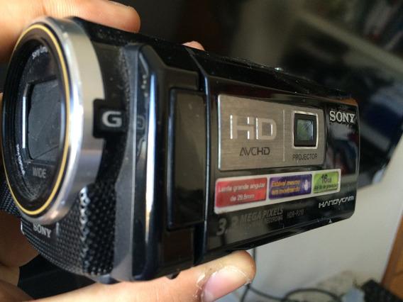 Filmadora Sony Hdr-pj10
