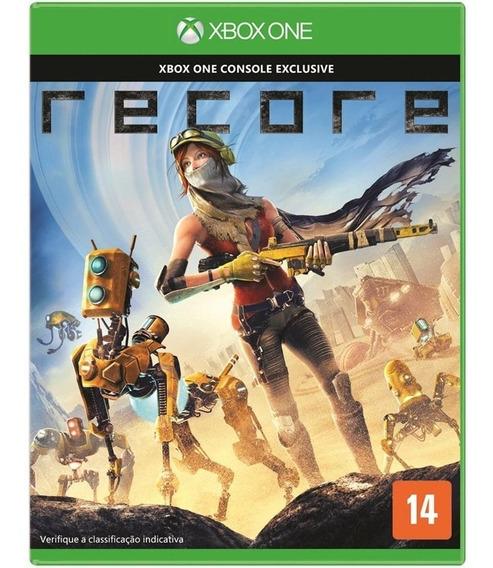 Jogo Recore Xbox One Disco Fisico Novo Português Barato Br