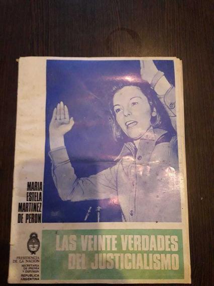 Libro De María Stella Martínez De Perón