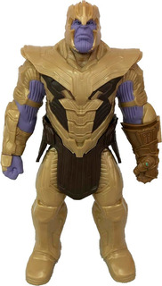 Muñeco Thanos Marvel Avengers Titan Hero Serie Power Fx 2019