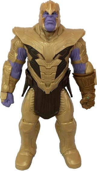 Muñeco Thanos Marvel Avengers Titan Hero Serie Power Fx 2019