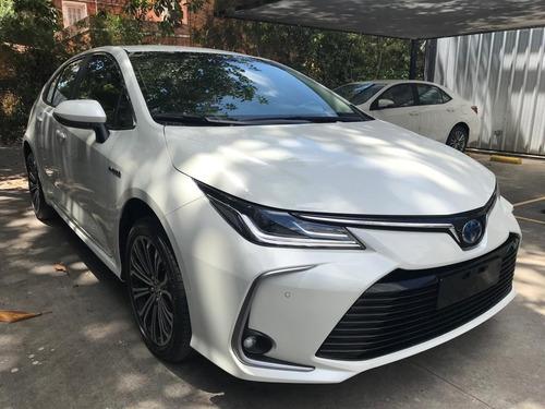 Nuevo Toyota Corolla 2020 Hv 1.8 Seg Ecvt Sin Impuesto!!! Mr