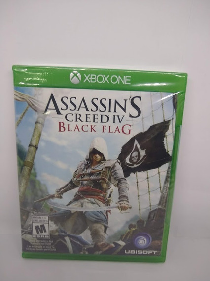 Assassin´s Creed Iv Black Flag - Xbox One