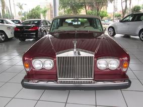 Rolls Royce Silver Shadow Limosine 1976 Impecable