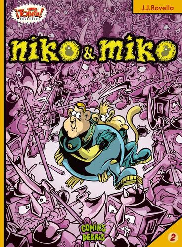 Comic: Niko & Miko  ( Colección ¡ Toing ! )